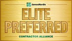 James Hardie Elite Preferred Contractor | Lifetime Exteriors | Vancouver
