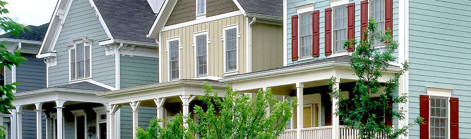James Hardie Colors & Styles