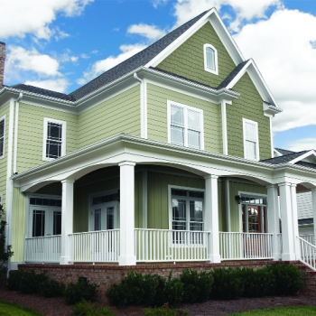 Choose James Hardie Color