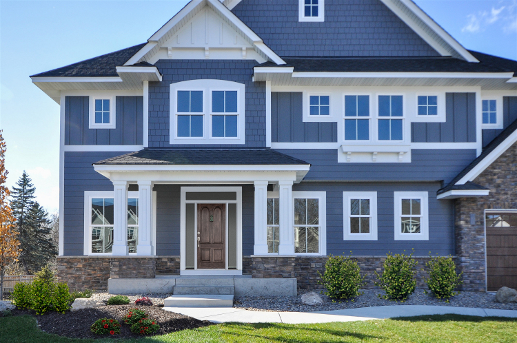 Popular Styles With James Hardie Siding