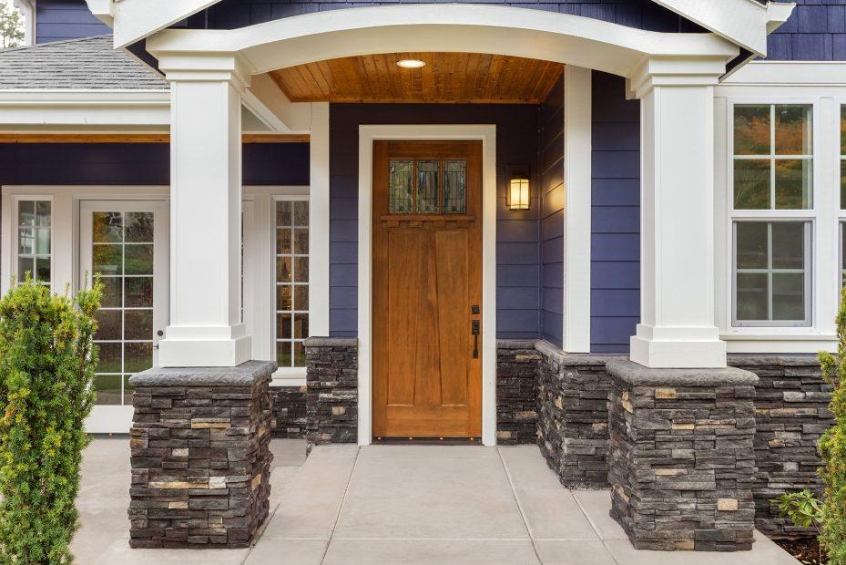 Benefits of Exterior Door Replacement