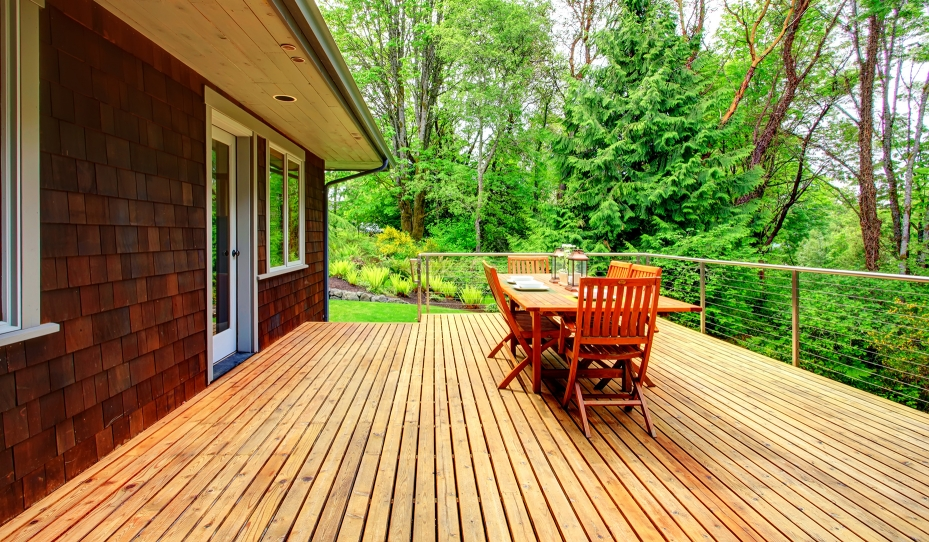 Does a deck add value to my home?