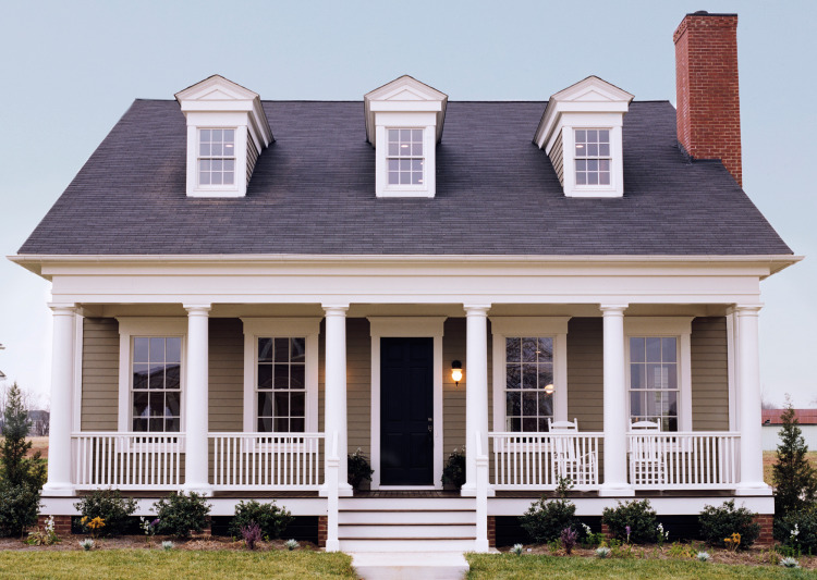 James Hardie Siding: The Perfect Match for Cape Cod Style Homes